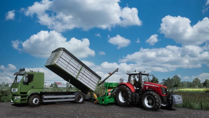FS19 - Renault Premium Agrar/Overloader V1.0