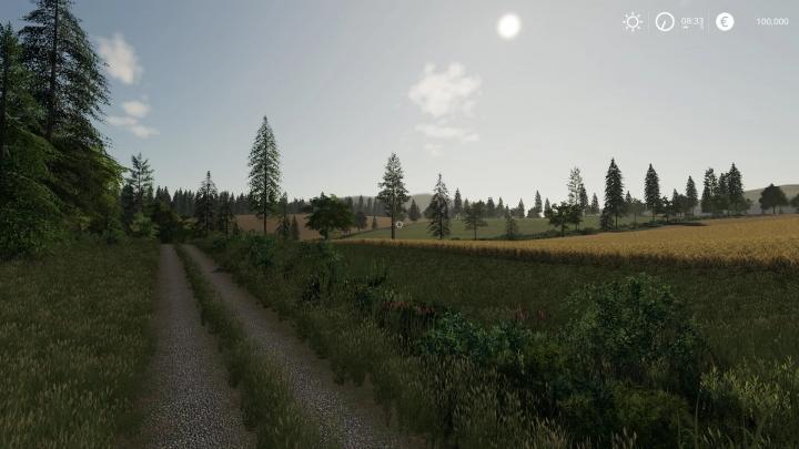 FS19 - Ringwoods Map