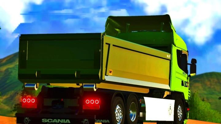 FS19 - Scania Bdx V1.0