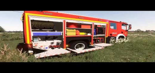 Photo of FS19 – Scania P410 Xt Gcba / Wiss Jrg 2 Katowice V1.0