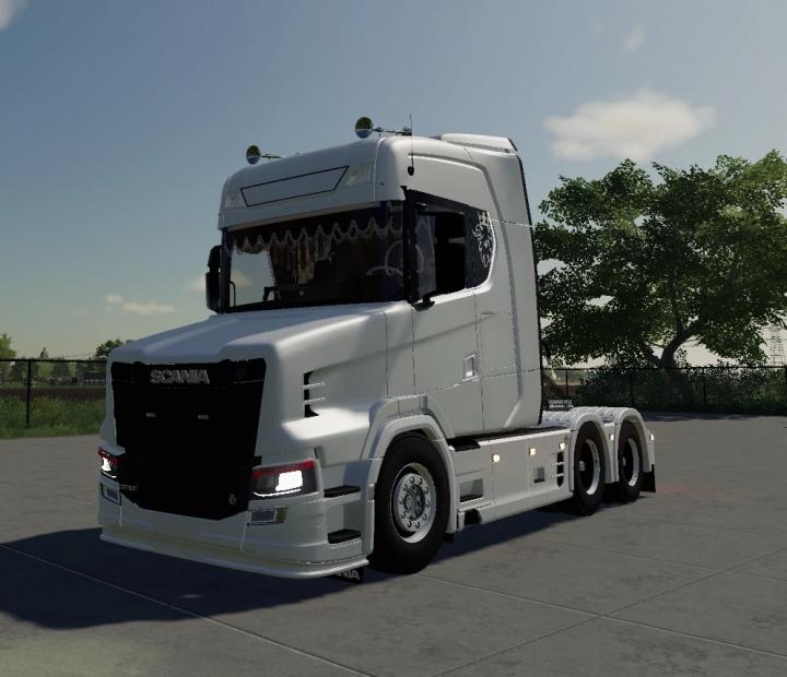 FS19 - Scania S730T V1.3
