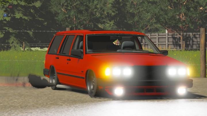 FS19 - Volvo 745 V1.0
