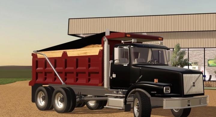 FS19 - Volvo Wg V1.0