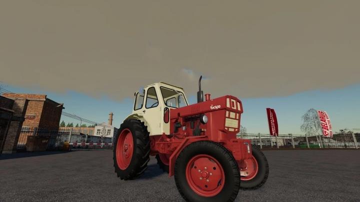 FS22 - Yumz-6A V1.0