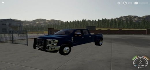 Photo of FS19 – 2020 Ford F-Series (Colors Fixed) V1.0