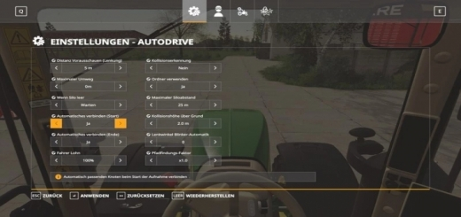 Photo of FS19 – Bantikow Autodrive Courses V1.2