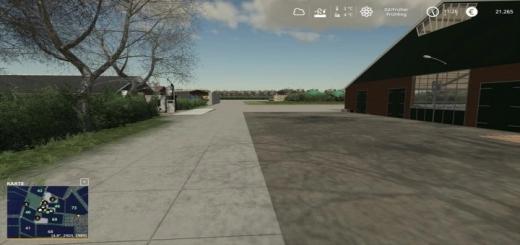 Photo of FS19 – Big In Papenburg Map V1.0.4