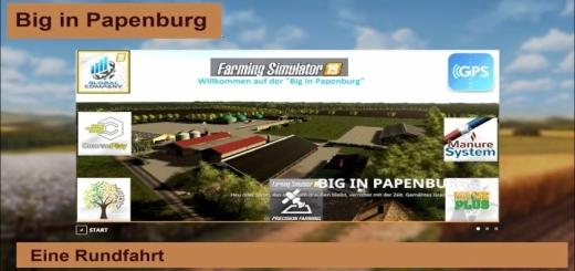 Photo of FS19 – Big In Papenburg V1.0.2