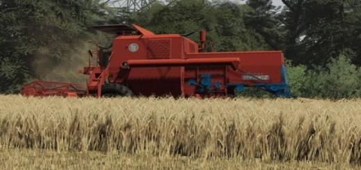 Photo of FS19 – Bizon 50/56 Harvester V1.0