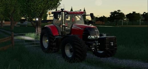 Photo of FS19 – Case Ih Puma 165/175 Tractor V1.0
