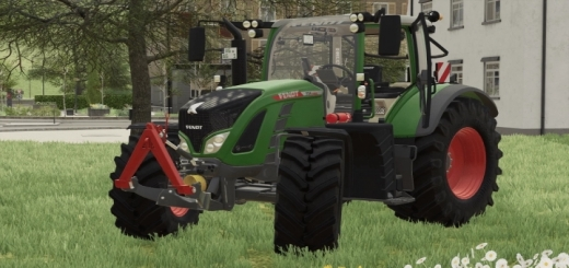 Photo of FS19 – Fendt Vario 700 One Tractor V1.0.2