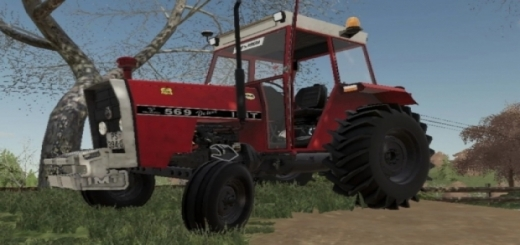 Photo of FS19 – Imt 560-569 Tractor V1.0