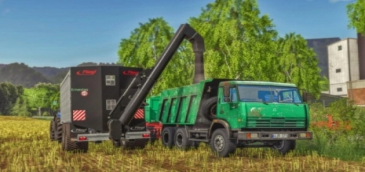 Photo of FS19 – Kamaz 53212 Truck V1.0