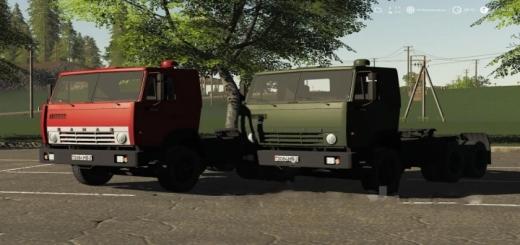 Photo of FS19 – Kamaz 5410 Truck V1.0