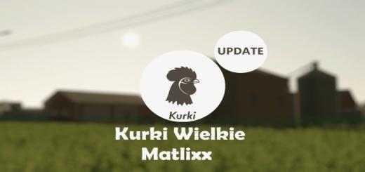 Photo of FS19 – Kurki Wielkie Map V1.0.1.0