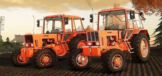 Photo of FS19 – Mtz 82 Tractor V1.0