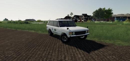Photo of FS19 – Range Rover Classic [Lr Exp Version] V1.0