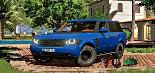 Photo of FS19 – Range Rover Vogue 2011 V1.0