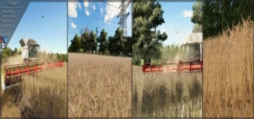 Photo of FS19 – Realistic Foliagen V2.01