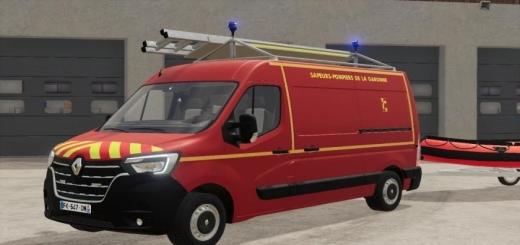 Photo of FS19 – Renault Master Iv Vtu V1.0