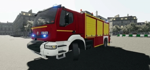 Photo of FS19 – Renault Vsr Truck V1.0