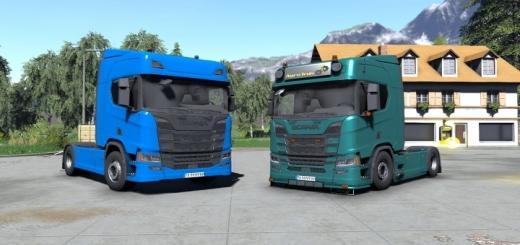 Photo of FS19 – Scania Next Gen R Pack V1.0