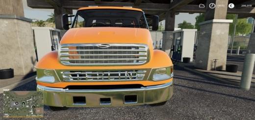 Photo of FS19 – Sterling Acterra Semi Truck V1.0