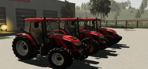 Photo of FS19 – Zetor Proxima Hs Tractor V1.0